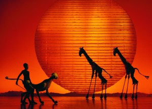 Disney's The Lion King at the Lyceum Theatre, London. - Photo by Catherine Ashmore (S)