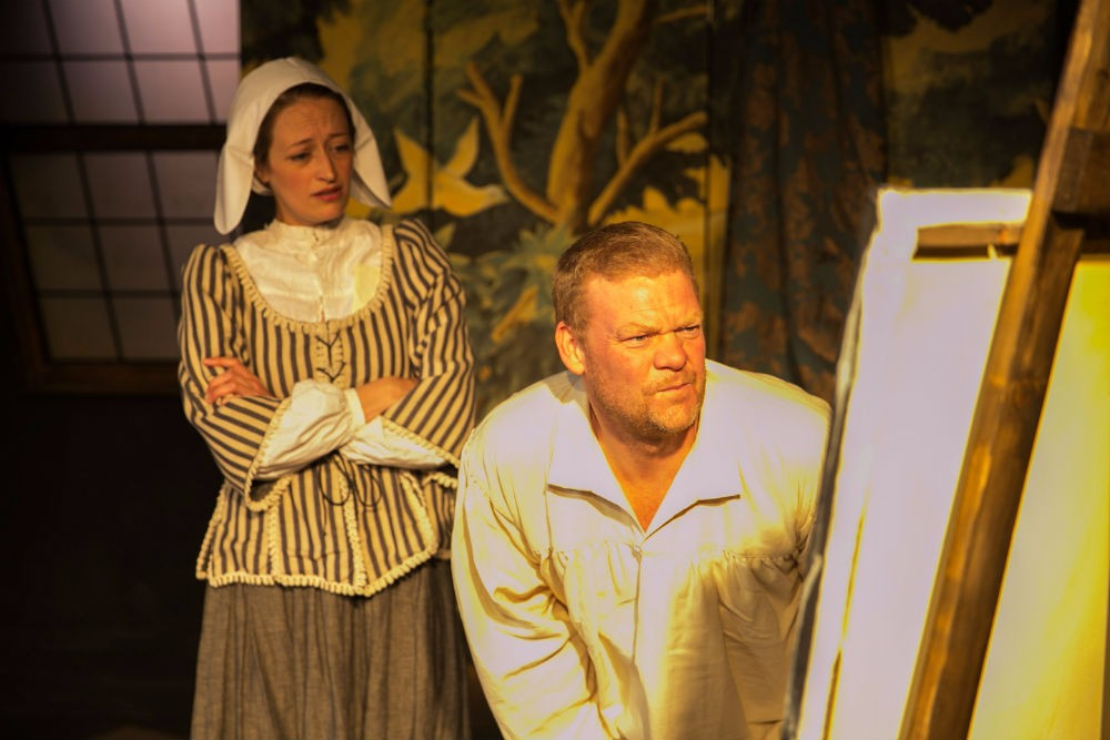 Asking Rembrandt (c) Chris Gardner (2)