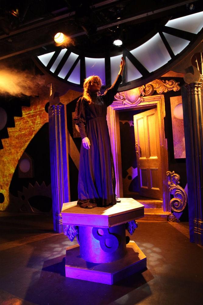 The Clockmaker's Daughter Landor Theatre courtesy of Poppy Carter 2
