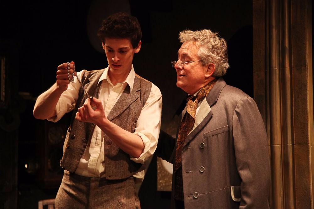 The Clockmaker's Daughter Landor Theatre courtesy of Poppy Carter 8