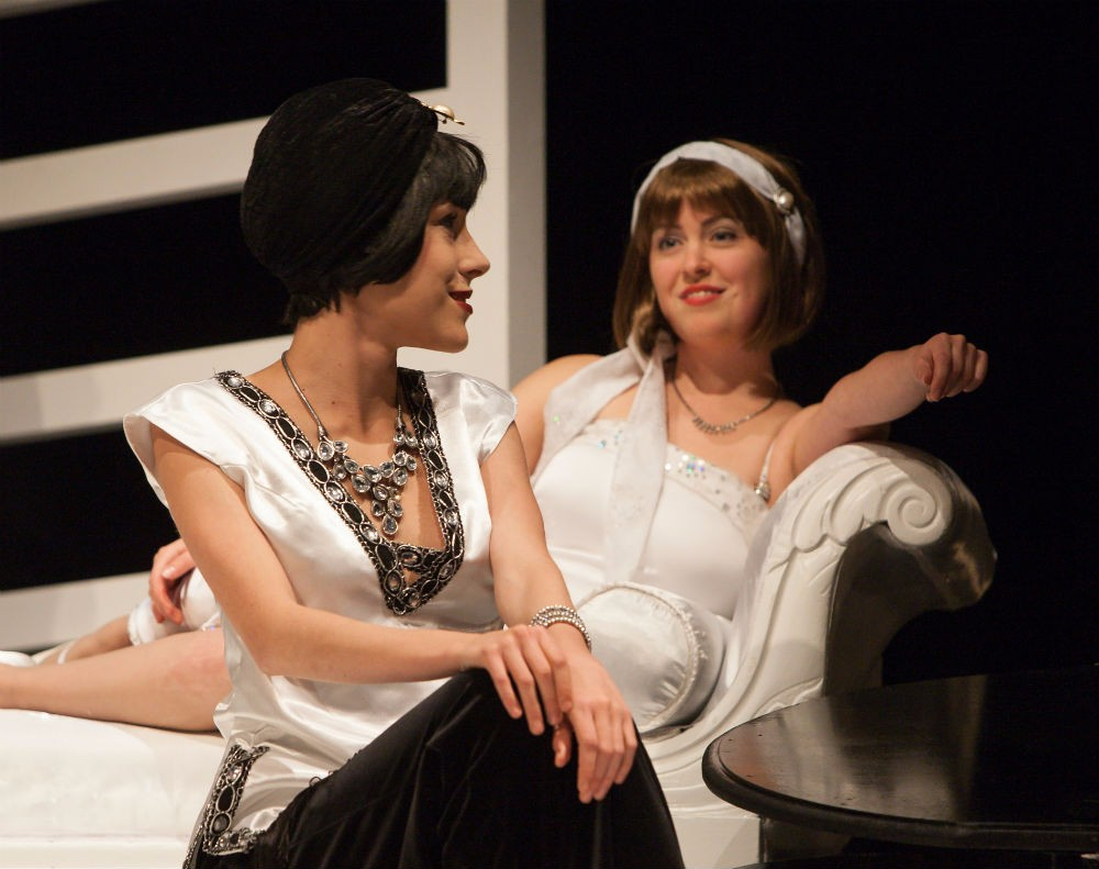 The Great Gatsby Celeste De Veazey & Celia Cruwys-Finnigan courtesy Mark Holiday (1)