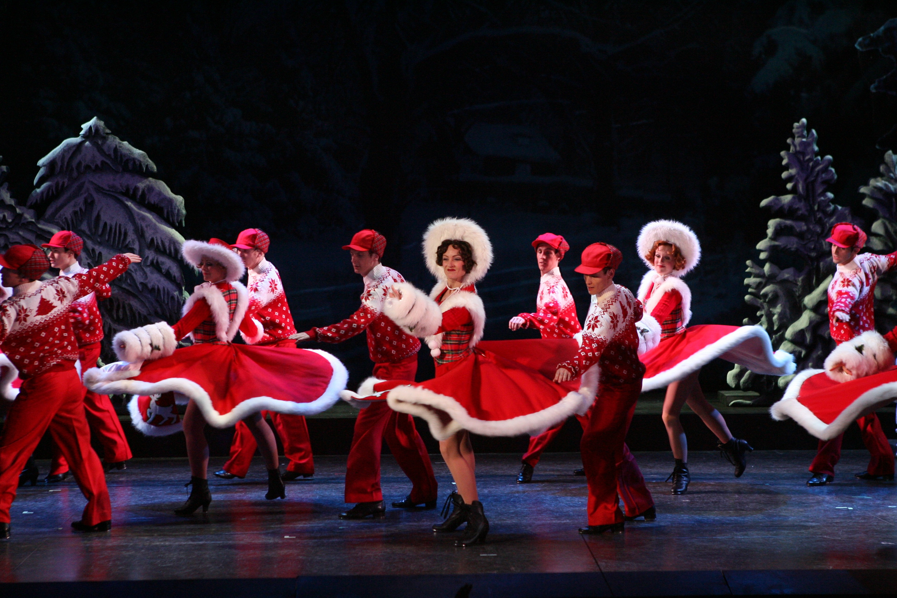 Full Cast Announced for White Christmas